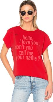 Etienne Marcel , Hello, I Love You Tee
