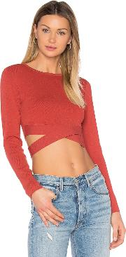 Lucy Paris , Christa Bandita Top