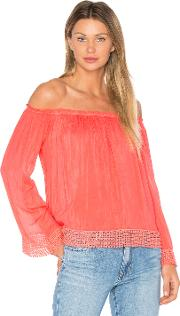 Maven West , Off Shoulder Top