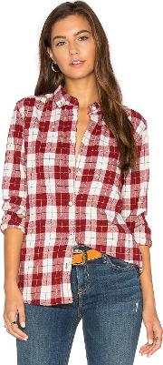 Penfield , Pearson Brushed Cotton Check Shirt