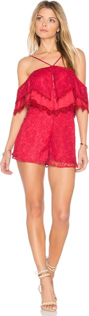 Alice Mccall , Little Red Corvette Romper