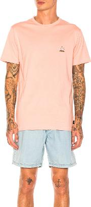Barney Cools , Lighthouse Tee In Pink