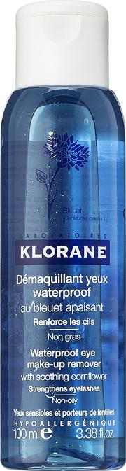 Klorane , Up Remover With Soothing Cornflower