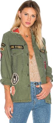 Madeworn , Rolling Stones Army Jacket