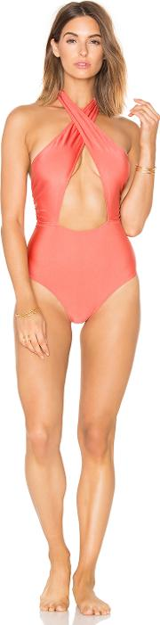 Minkpink , Just Peachy One Piece Swimsuit