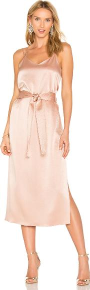 Halston Heritage , Double Strap Slip Dress