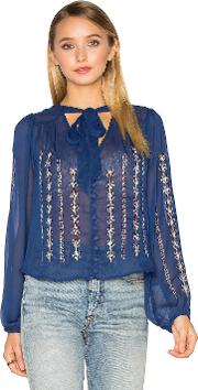 Band Of Gypsies , Embroidered Blouse