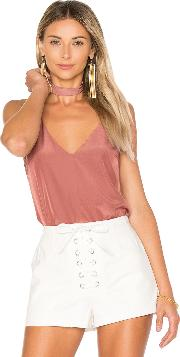 Capulet , Flore Camisole With Choker