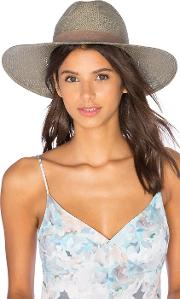 Janessa Leone , Angelica Wide Brimmed Panama Hat