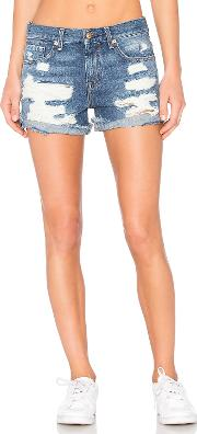 7 For All Mankind , Cuffed Shorts