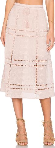House Of Harlow 1960 , X Revolve Callie Midi Skirt
