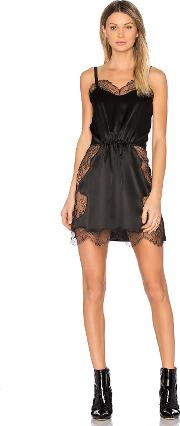 Offwhite , Fluid Lace Dress