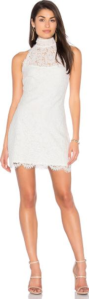 Lioness , Dancing With Fame Lace Mini Dress