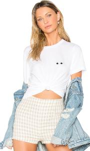 A Fine Line , Eyes Brothers Crop Tee