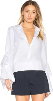 Acler , Sloan Top