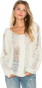 Asilio , Tension Unfolds Knit Sweater