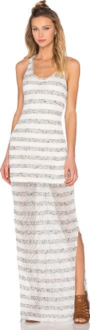 Bella Luxx , Stripe Maxi Dress