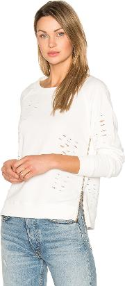 Central Park West , Savannah Distressed Sweater