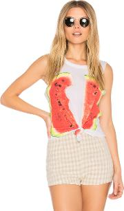 Chaser , Watermelon Muscle Tee