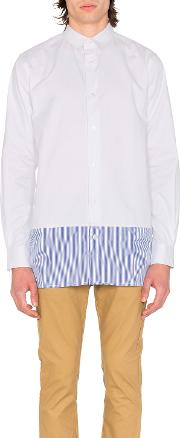 Clot , Cropped Button Down