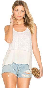 Feel The Piece , Lois Layered Tank