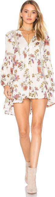 Free People , Just The Two Of Us Tunic Dress