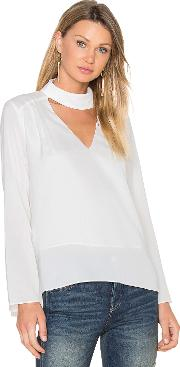 Lucy Paris , Sylvia V Neck Top