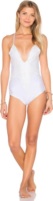 Lurelly , Riviera Lace One Piece