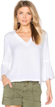 Maven West , Roxy Frayed Top