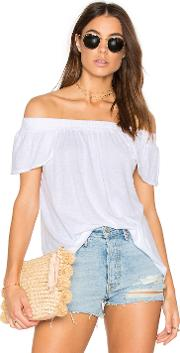 Michael Stars , Luxe Off Shoulder Tee