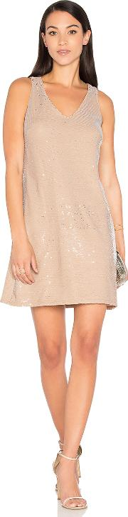 Michael Stars , Sequin Mini Dress