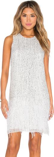 Parker Black , Allegra Embellished Dress