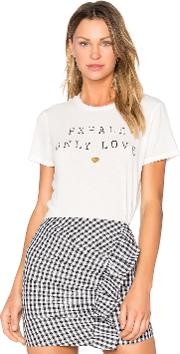 Spiritual Gangster , Exhale Only Love Tee