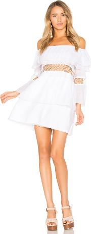 Suboo , Closer Frill Off Shoulder Dress