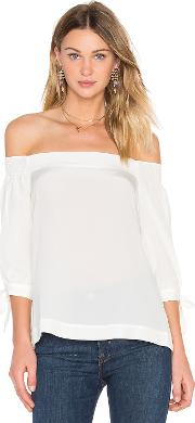 Trina Turk , Kandis Off Shoulder Top