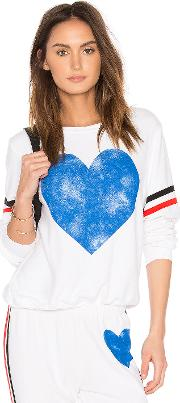 Wildfox Couture , Classic Heart Top