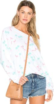 Wildfox Couture , Everglades Top