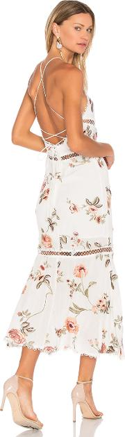 X By Nbd , Felicity Embroidered Dress