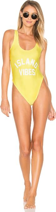 Private Party , Island Vibes One Piece Swimsuit