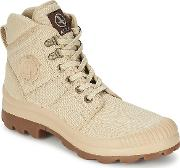 Aigle , Tenere 2 Men's Shoes (high-top Trainers) In Beige
