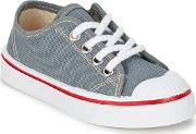 Citrouille Et Compagnie , Pana Bek Girls's Shoes (trainers) In Grey