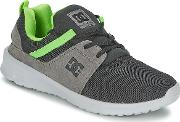 Dc Shoes , Heathrow M Men's Shoes (trainers) In Grey