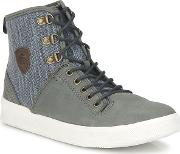 Feud , Sunseeker Men's Shoes (high-top Trainers) In Grey