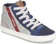 Geox , Alonisso Boy Boys's Shoes (high-top Trainers) In Grey