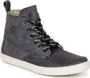 Victoria , 6764 Women's Shoes (high-top Trainers) In Grey