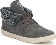 Victoria , 6794 Women's Shoes (high-top Trainers) In Grey