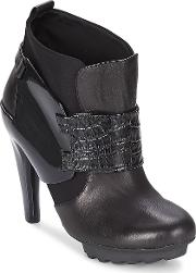 United Nude , Winter Eros Women's Low Ankle Boots In Black