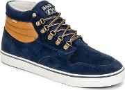 Element , Topaz C3 Mid Men's Shoes (high-top Trainers) In Blue