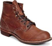 Red Wing , Blacksmith Men's Mid Boots In Brown