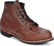 Red Wing , Cooper Moc Men's Mid Boots In Brown